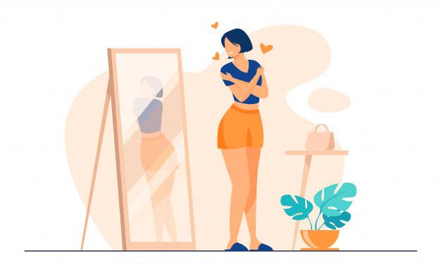 Imagen espejo